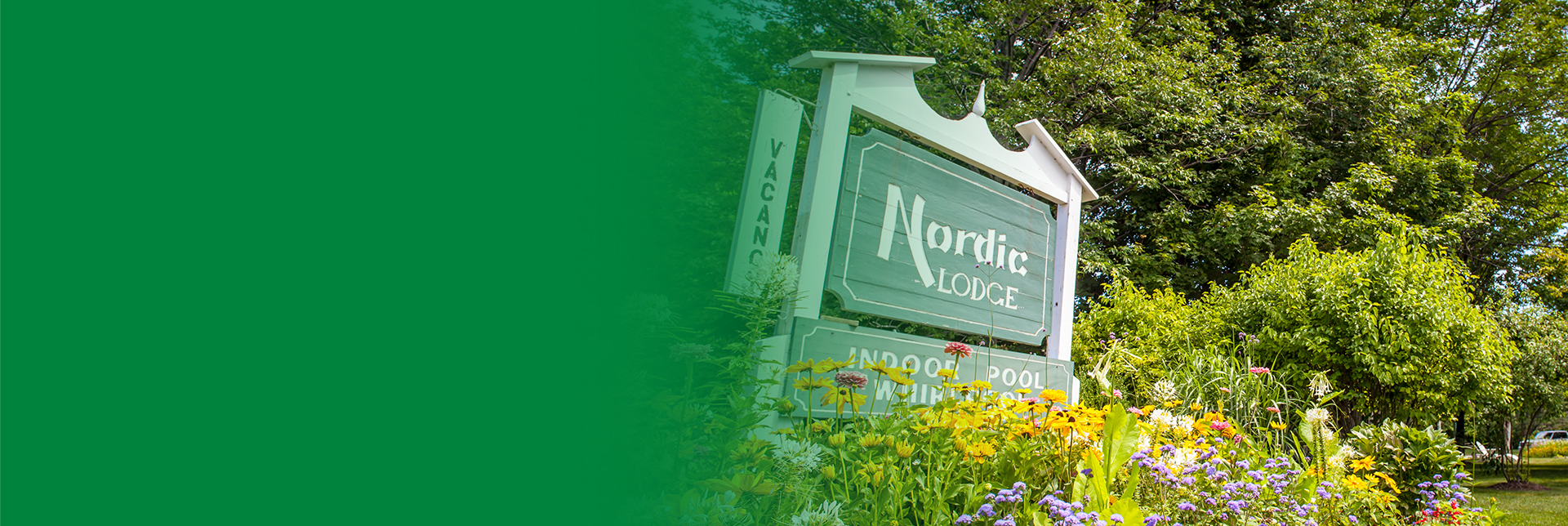 accommodations & Nordic Lodge - Door County - Sister Bay WI