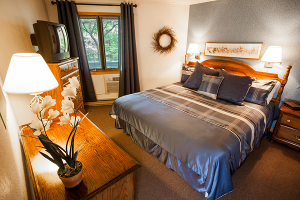 Nordic Lodge Suite - King Bed Room